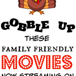 9 Family Friendly Films Streaming On Netflix #StreamTeam
