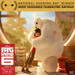 National Hugging Day: The Most Huggable Character Of 2015
