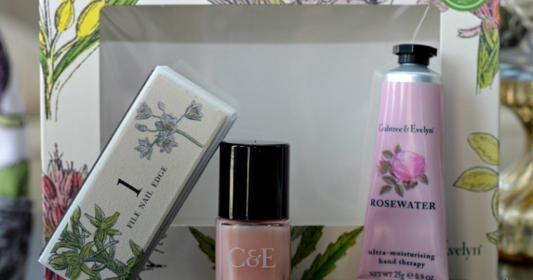 Mother's Day Gift Ideas: Crabtree & Evelyn Gift Sets