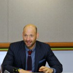 Exclusive Interview With Marvel's Ant-Man Bad Guy, Corey Stoll #AntManEvent
