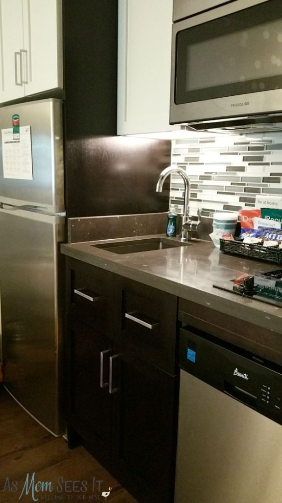 Homewood Suites Kitchen