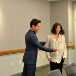 Marvel's #AntMan: Exclusive Interview With Paul Rudd And Evangeline Lilly #AntManEvent