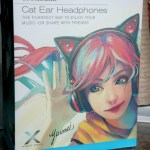 Brookstone Cat Ear Headphones Review: Will They Be This Season's Purr-fect Gift?