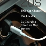 ZUS Smart Car Charger And Car Locator Review