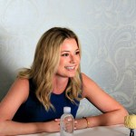 EXCLUSIVE Interview: Emily VanCamp On Being Cap's Love Interest And A Role Model #CaptainAmericaEvent