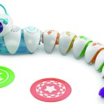 Fisher-Price Code-a-Pillar Teaches Through Play #TechToys