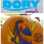 How To Carve a Finding Dory Pumpkin: Disney Master Carver #FindingDoryEvent