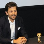 Diego Luna #RogueOne Interview: Why The Film Is So Important To His Family #RogueOneEvent