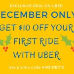 Tips For First Time Uber Riders + Uber Coupon Code #TGGUber