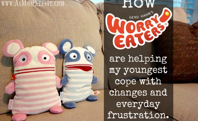 Let These Worry Eaters Help Ease Your Kids' Worries And Fears