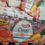 Premier Protein CLEAR: The Protein Packed Beverage Perfect For Summer