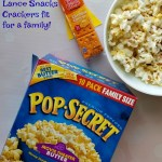Two Superhero Snacks Fit For A Family Movie Night! #Pop4Captain