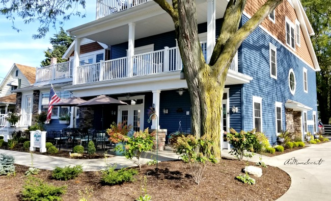 The Place To Stay On Put in Bay: The Anchor Inn Boutique Hotel On South Bass Island