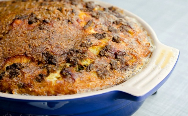 Easy And Delicious Egg, Sausage, And Hashbrown Casserole Recipe
