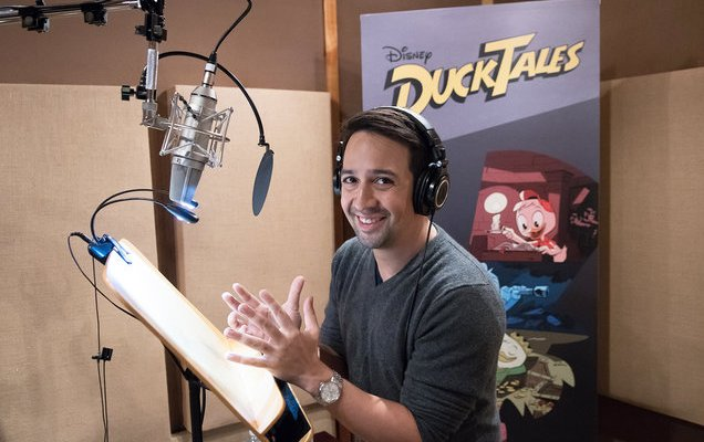 Hamilton's Lin-Manuel Miranda Coming To The Disney Channel This May