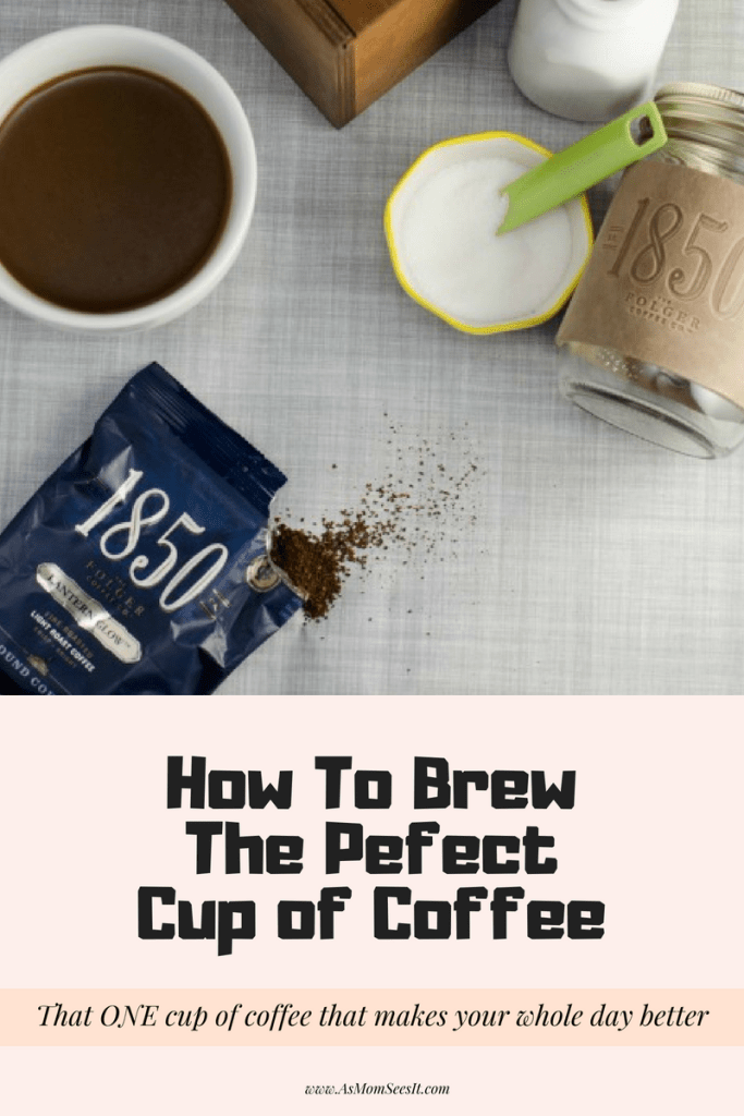 How to brew the perfect coffee