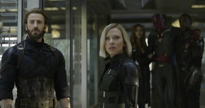 Groundbreaking moment from Avengers Infinity War include the rejoining of Captain America with the rest of the Avengers