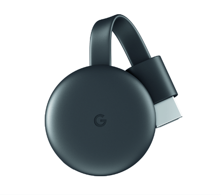 Google Chromecast is the best option for streaming to your TV