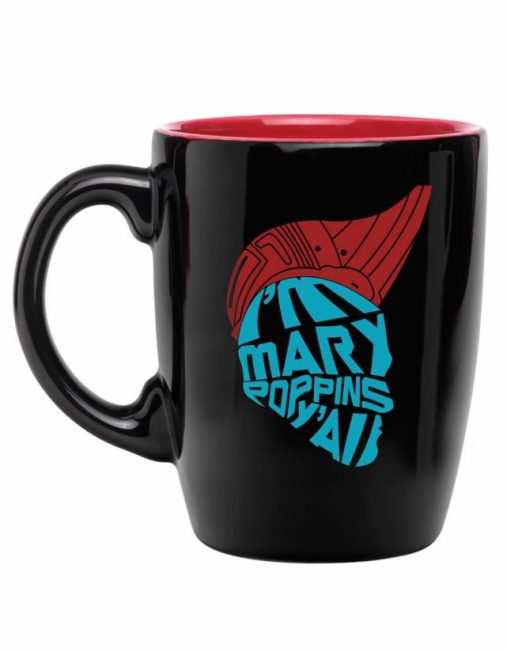 I'm Mary Poppins Y'all Coffee Mug Guardians Of The Galaxy Yondu Mug