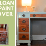 My First Chalk Paint Furniture Makeover