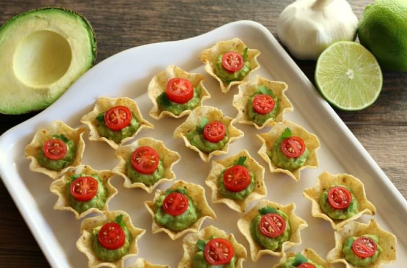 Gluten Free Super Bowl Snack Idea that's a total crowd pleaser
