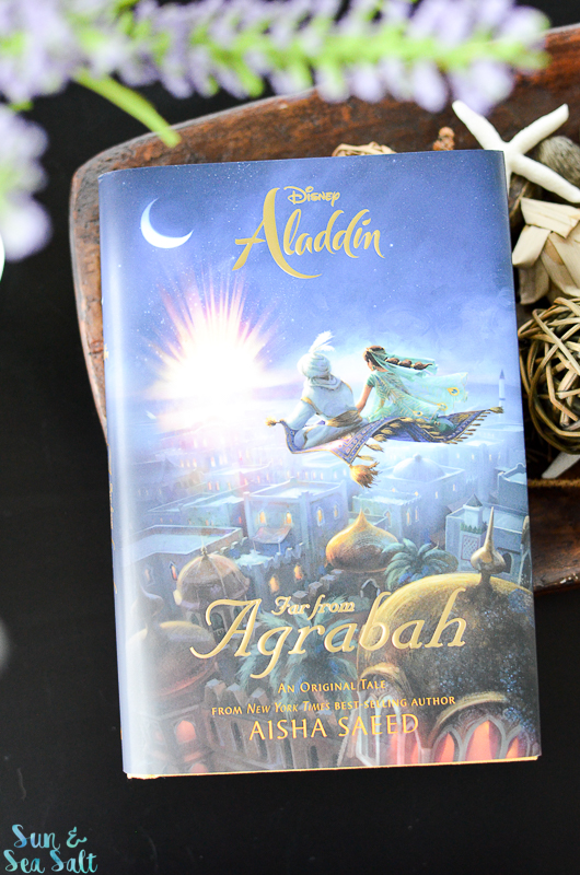 Aladdin: Far From Agrabah book and gift card giveaway