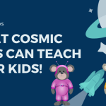 "Cosmic Cubs And Creator A ""Model"" For Kid-Friendly Apps"