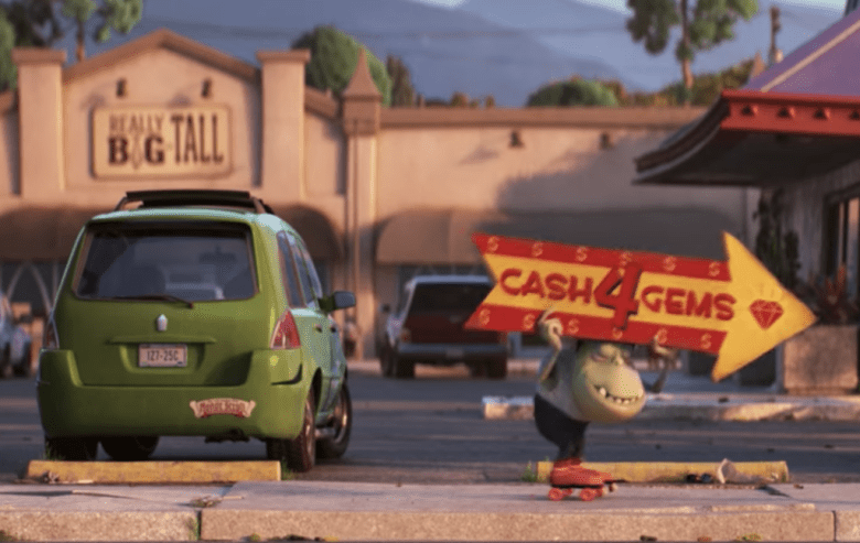 The fun Easter eggs we found in the trailer for Disney/Pixar's Onward