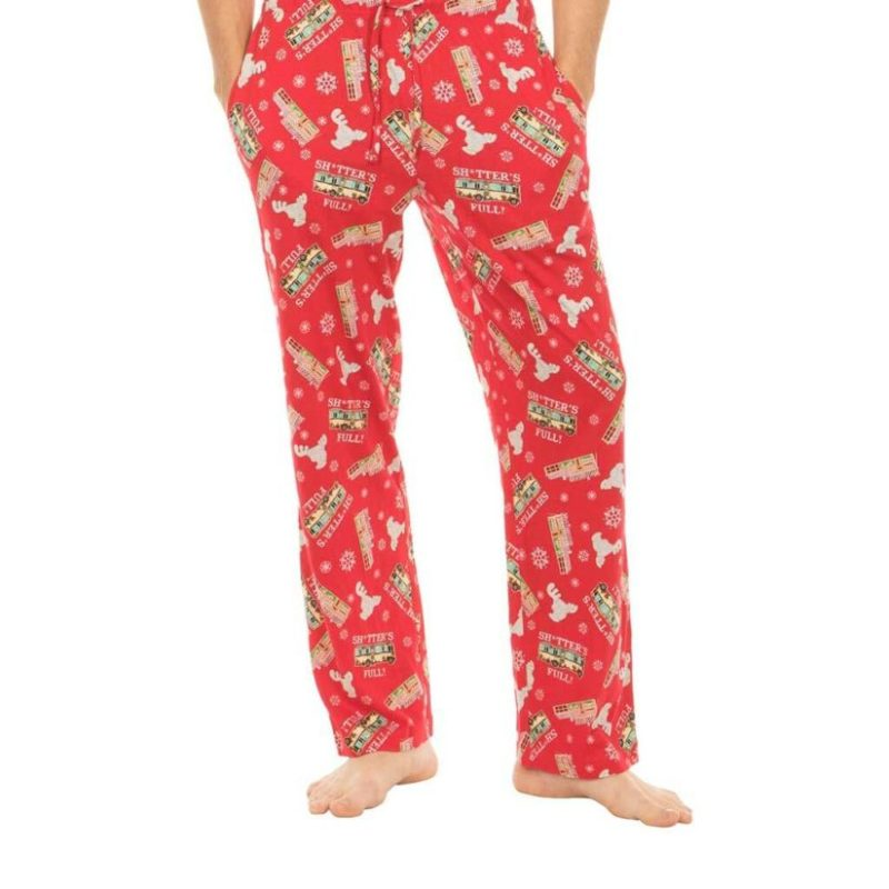Christmas Vacation Shitter's Full Lounge Pants