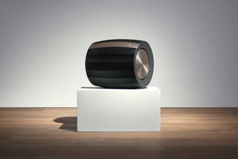 New Bowers & Wilkins Formation Bass offers expressive sound you can hear and feel for high-impact home theater audio.