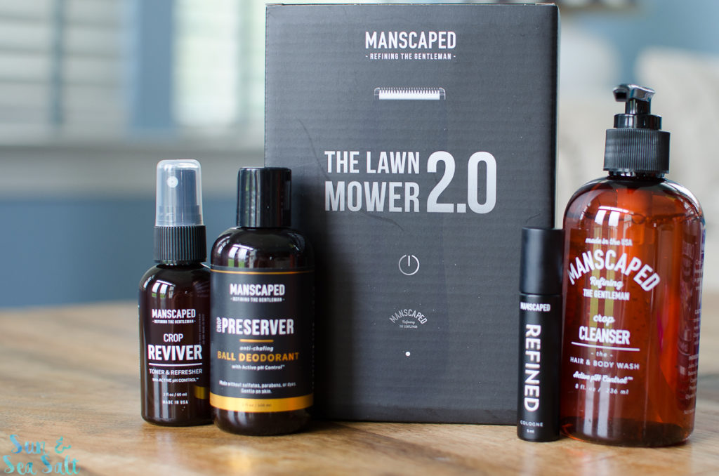 The Lawn Mower from Manscaped