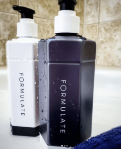 Formulate customized shampoo and conditioner