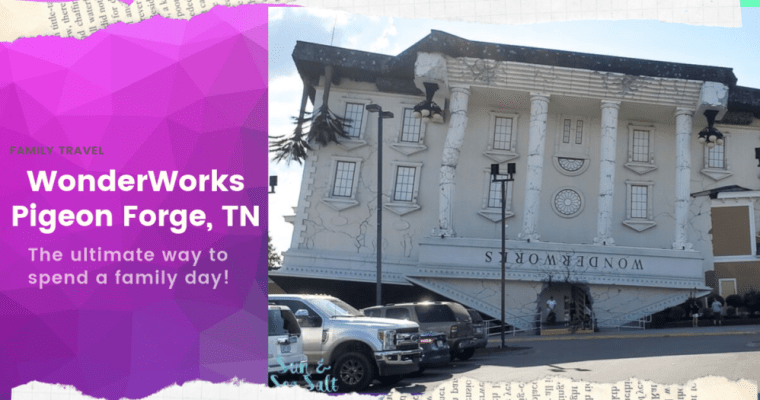 WonderWorks Pigeon Forge For The Whole Family
