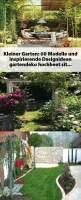 20 Genial Kleinen Garten Gestalten Ideen   Garten Deko