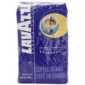 Lavazza Super Cream whole beans