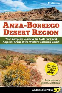 Anza-Borrego Desert Region 6th Ed.