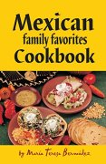 Mexican Family Favorites Cookbook