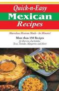Quick-N-Easy Mexican Recipes
