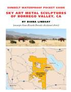 Sky Art Metal Sculptures Borrego Valley 2nd edition