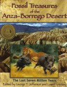 Selected Artwork - Fossil Treasures of the Anza-Borrego Desert