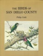 Cover for The Birds of San Diego County