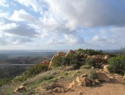 North Fortuna Trail in Mission Trails Regional Park