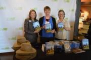 Editors Diana Lindsay, Terri Vanrell, and Paula Knoll