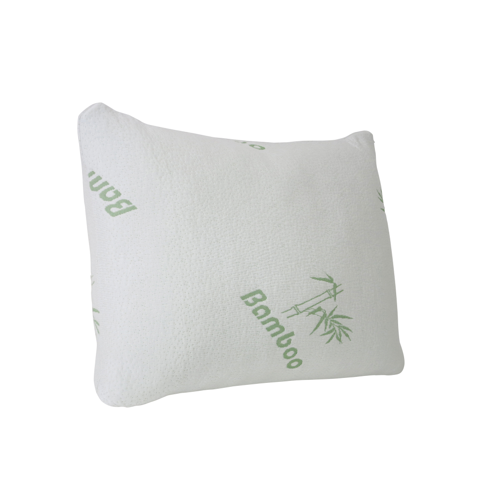 Bamboo Pillow Memory Foam Queen Size New Improved Version