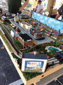 Come join the Short Line Model Railroad Club!