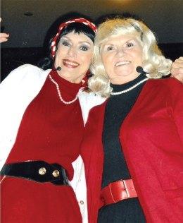 Pat Thomas & Marlene Weese