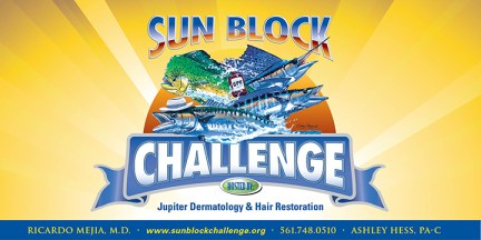 Sun Block web banner