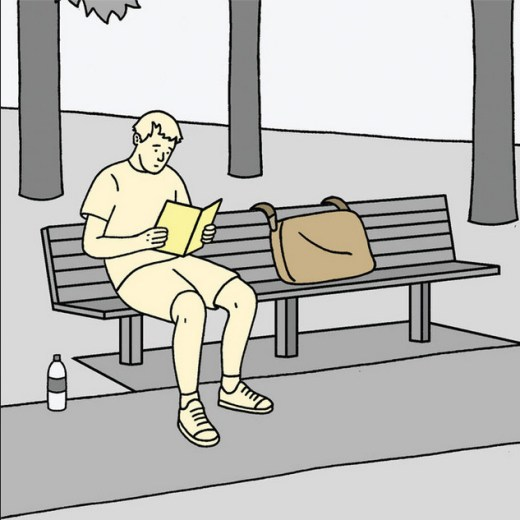 What comic are you reading in public today?