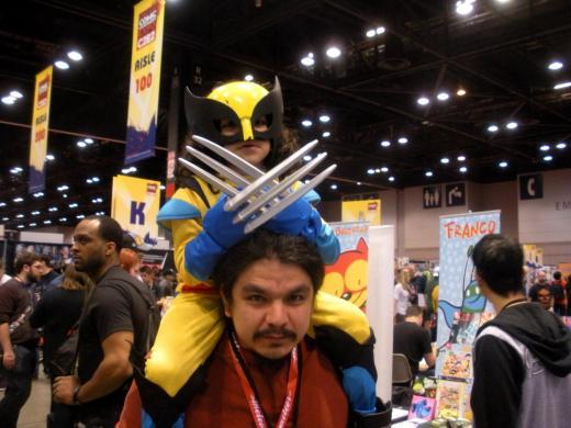 Tiny Wolverine
