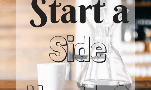 Why start a side hustle? There are lots of great reasons to start a side hustle - why did you start yours? :) via @sunburntsaver